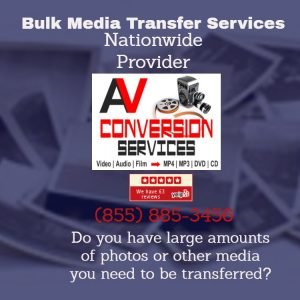 top rated nationwide media transfer company